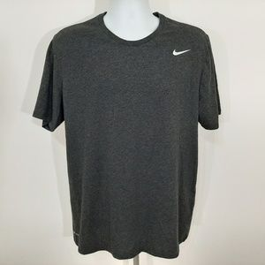 The Nike Tee Men's T-shirt Size XL Dark Gray TQ24